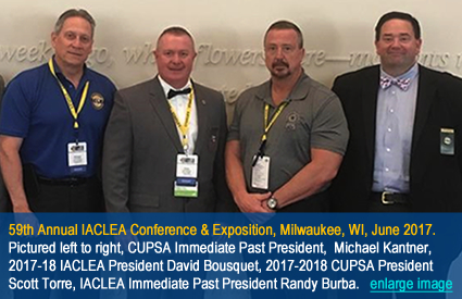 59th Annual IACLEA Conference & Exposition